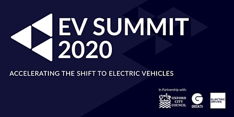 The EV Summit 2020 tickets