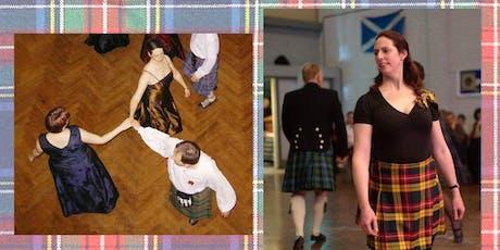 Workshop Schotse dans tickets
