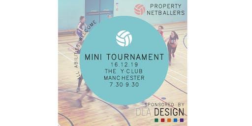 Property Netballers Mini Tournament