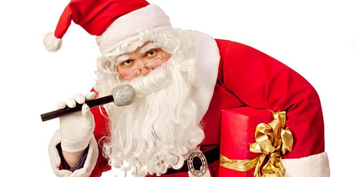 Karaoke and Canvas: Holiday Edition