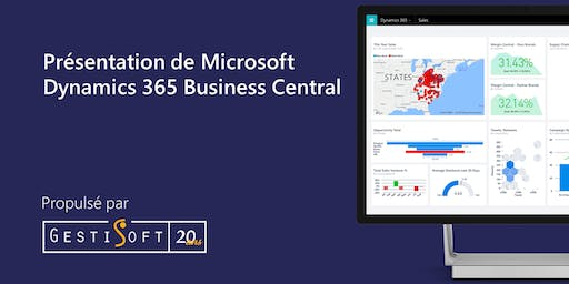 Présentation de Microsoft Dynamics 365 Business Central