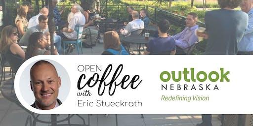 Open Coffee with Eric Stueckrath, Outlook Nebraska