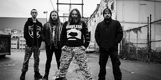SOULFLY with TOXIC HOLOCAUST