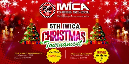 5th IWICA Christmas Chess Tournament