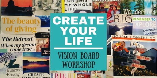 Winter Vision Board Workshop: Set the Stage for Growth in 2020