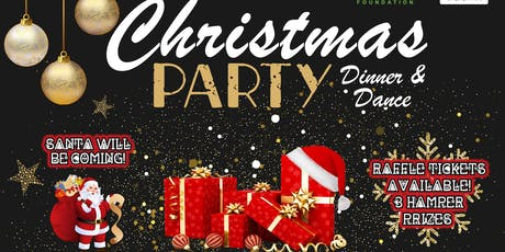 Christmas Dinner & Dance tickets