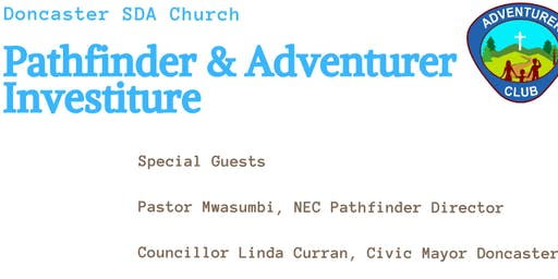 Doncaster SDA Church Pathfinder Club Investiture B