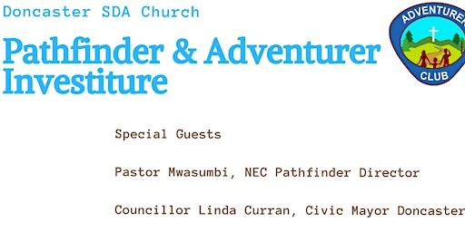 Doncaster SDA Church Pathfinder Club Investiture B