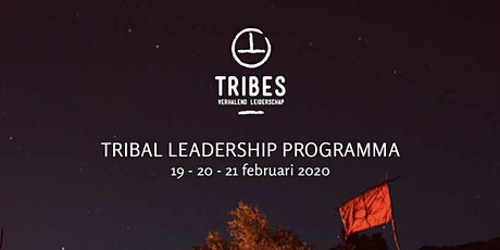 Tribal Leadership Programma tickets