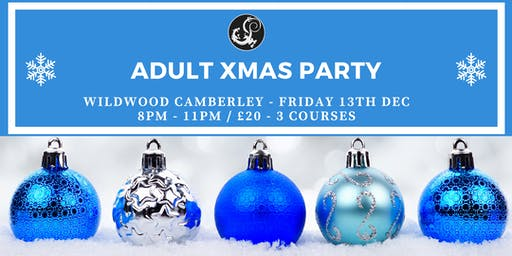 Adult Xmas Party