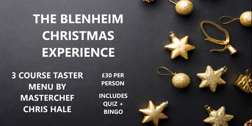 The Blenheim Christmas Experience