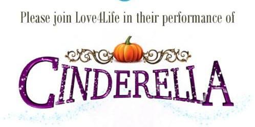Cinderella Love4Life pantomime