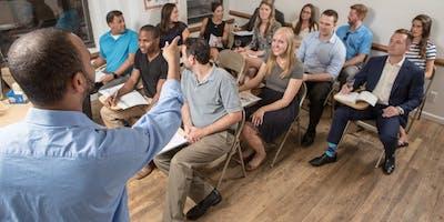 City Speakeasy: Free Beginner Trial Class in French,Spanish,Italian,Portuguese,German,Mandarin,Japanese,Arabic and Russian
