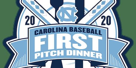 Diamond Heels First Pitch Dinner tickets