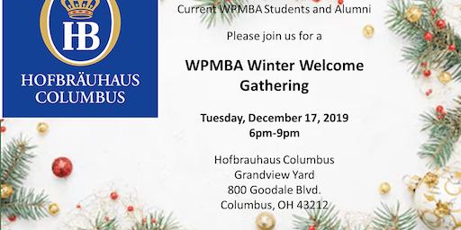 WPMBA 2019 Winter Welcome Gathering