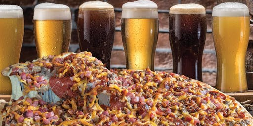 Pizza & Beer Pairing | Whitestown