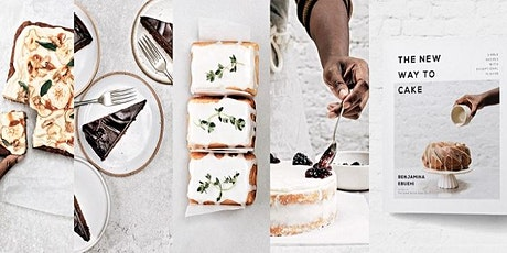 The New Way to Cake Cookbook : Cake and Tea Evening tickets