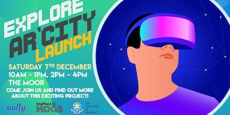 Explore AR' City LAUNCH 2! tickets