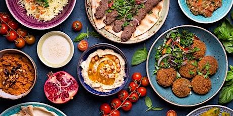 Curso Presencial: Cocina Judía Mediterránea entradas