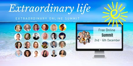 Free Online Summit Own your Extraordinary Life tickets