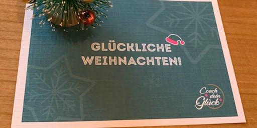 Coach dein Glück-Weihnachtsfeier - Nur Kaffeeklatsch
