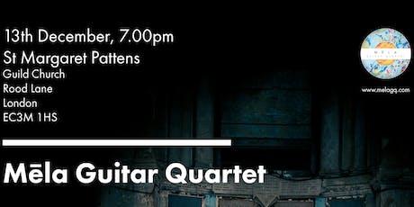 Mela Guitar Quartet - London, St Margaret Pattens tickets