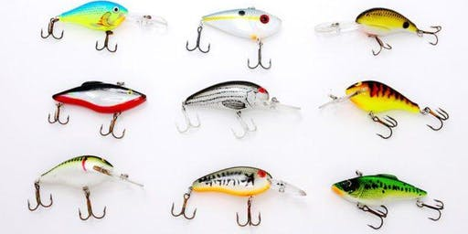Freshwater Fishing 101: Lures