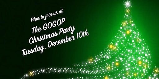 GOGOP's Christmas Party and Toy Drive