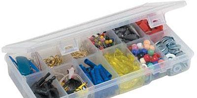 Freshwater Fishing 101: Tackle Box Necessities