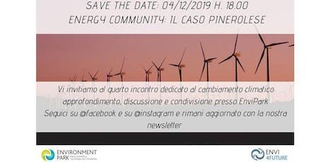 Energy Community: il caso pinerolese biglietti
