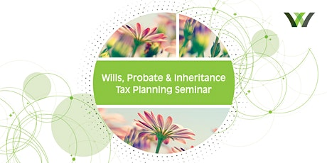 Wills, Probate and Inheritance Tax Planning tickets