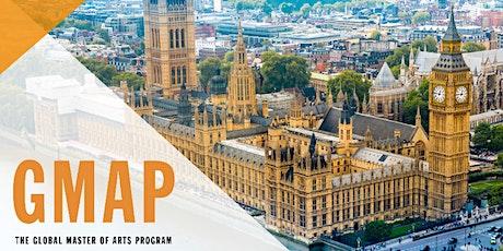 GMAP International January Residency: London tickets