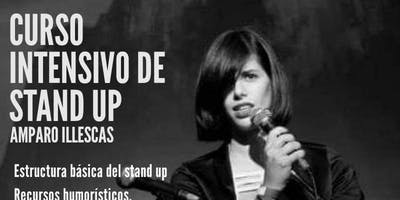 Curso intensivo de stand up comedy