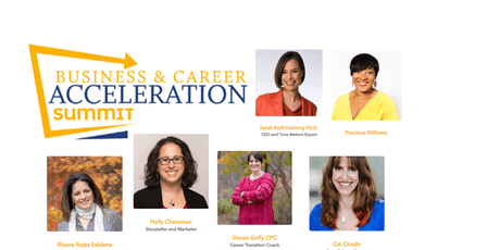 Business and Career Acceleration Summit tickets