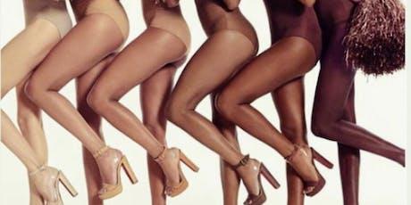 COLORAÇÃO PESSOAL PARA NEGROS Moda e Beleza ingressos