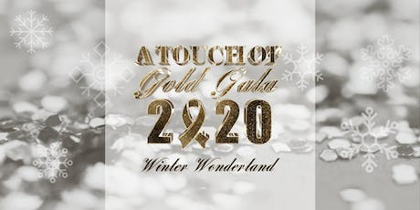 Believe in the Gold's  A Touch of Gold Gala 2020 - Winter Wonderland tickets