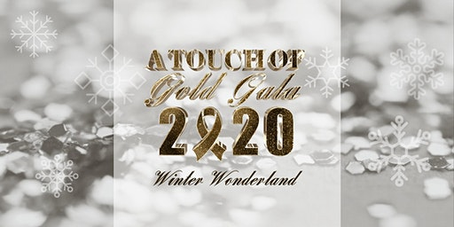 Believe in the Gold's  A Touch of Gold Gala 2020 - Winter Wonderland