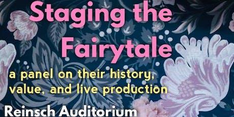 Return on Creativity: Storytelling, Fairytale, Theater tickets
