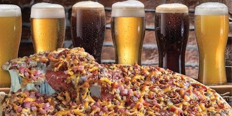 Pizza & Beer Pairing | Westfield tickets