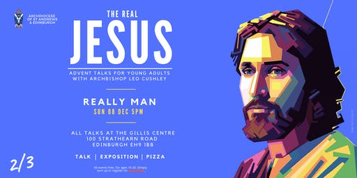 The Real Jesus: Really Man