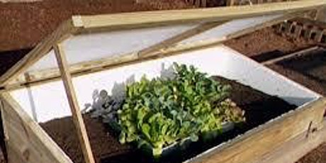 Make It Take It: Cold Frame Garden Box tickets