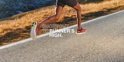On Running + Culture Athletics Presents: The Shortcut to Runners High
