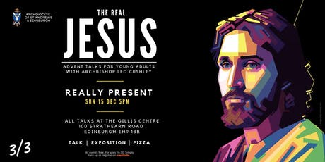 The Real Jesus: Really Present tickets