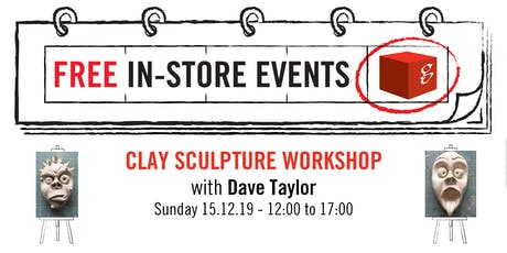 Clay Sculpture Workshop tickets