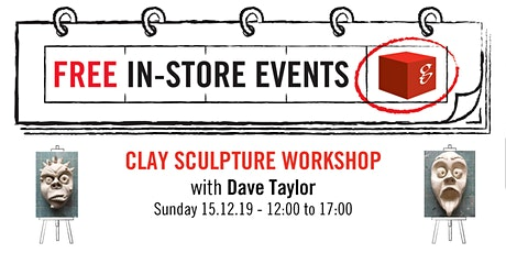 Clay Sculpture Workshop tickets