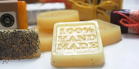 Introduction to soap-making workshop tickets