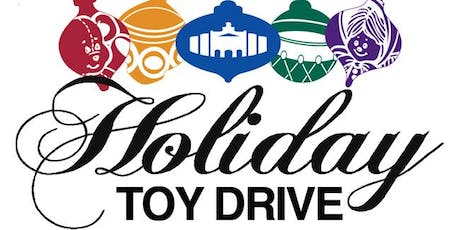 DCNPHC Holiday Happy Hour Toy Drive 2019 tickets
