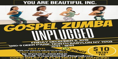 Copy of Gospel Zumba Unplugged