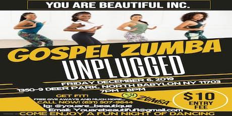 Copy of Gospel Zumba Unplugged tickets