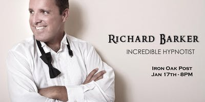 Comedy Hypnosis Show with Richard Barker